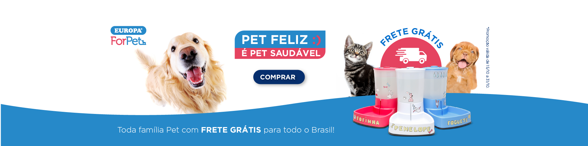 Campanha Pet